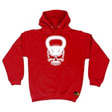 Kettlebell Skull SWPS HOODIE hoody birthday gift workout gym fitness training
