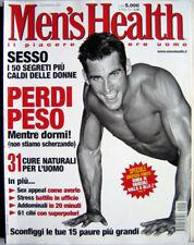 Men's Health-'01-Bruno Valsecchi,Britney Spears,Roberto Gervaso,Bruce Willis,15