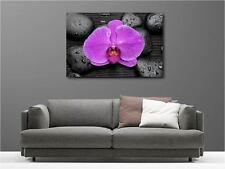 Cuadro pinturas decoración en kit Orquídea ref 62133454