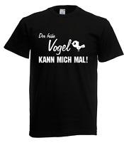 Herren T-Shirt  Der frühe Vogel kann mich mal! I Sprüche I Fun I Lustig bis 5XL