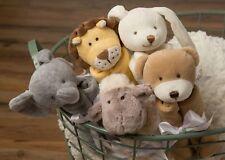 Applesauce Plush Animal Bankys Choose Bear Bunny Elephant Lamb or Lion NWT
