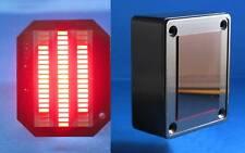 Knight Rider MINI Vbox Display - KITT LED VU-meter wENC