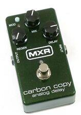 MXR M169 CARBON COPY ANALOGUE (ANALOG) DELAY GUITAR EFFECT PEDAL - BRAND NEW!