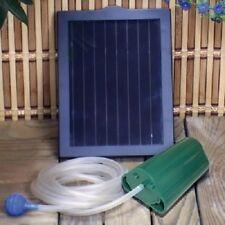 PondXpert Solar Powered Pond Air Pump 100 150 200 Bubble Oxygenator