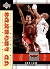 2003-04 Upper Deck Legends Basketball Card Pick
