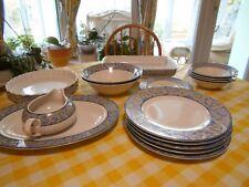 BHS Seville-plates, flan, platter, oven dish, bowls, gravy