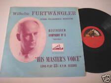 LP/BEETHOVEN/FURTWÄNGLER/SYMPHONY 6/HMV ALP1041 MEGARAR