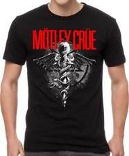 Motley Crue Dr Feel Good Heavy Metal Glam Hard Rock Music Band T Shirt MOT10244