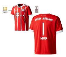 Trikot Adidas FC Bayern München 2017-2018 Home BL - Neuer 1 [128 bis 3XL] FCB