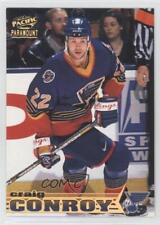 1998-99 Pacific Paramount #200 Craig Conroy St. Louis Blues Hockey Card