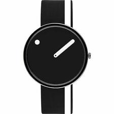 ROSENDAHL―Denmark―PICTO―Watches―Ø40mm―Ø45mm―CUSTOM―MADE―Rubber―Strap