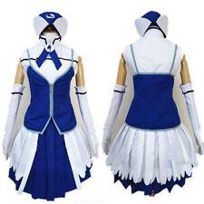 Hoodie Coat Anime Fairy Tail Juvia Loxar Cosplay Costume