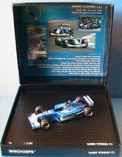 SAUBER PETRONAS C21 #3 TEST CAR 2002 HEIDFELD MASSA MINICHAMPS 436020078 1/43