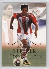 2011 Futera World Football Unique #126 Roque Santa Cruz Soccer Card