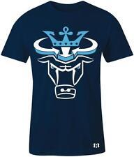 """Crown Bull"" T-shirt to Match Retro ""Win Like 82"" 11's"
