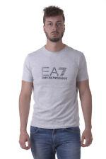 T-shirt Maglietta Emporio Armani EA7 Sweatshirt % Uomo Grigio 3YPTB3PJ03Z-3904