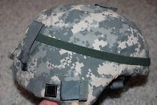 BRAND NEW ORIGINAL US ARMY ISSUE - MSA ACH MICH HELMET - MEDIUM