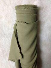 Tissu au mètre BURLINGTON GRIS TAUPE vêtement canapé décoration largeur 150cm