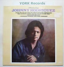 JOHNNY RODRIGUEZ - Johnny Rodriguez - Ex Con LP Record