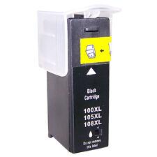 Lexmark 100XL Black Printer Ink Cartridge 14N1068E