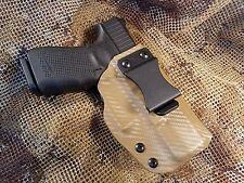 GUNNER's CUSTOM HOLSTERS GLOCK 19, 23, 25, 32 IWB Customize YOUR holster