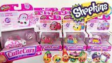 Cutie Cars Shopkins Single Packs - Choose from 15
