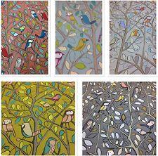 Edinburgh WEAVERS TWEETY UCCELLI tessuto di cotone per Tappezzeria / Tende / ARTIGIANATO
