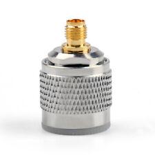 Adapter Adaptador N Enchufe Plug Macho To SMA Hembra Jack RF Connector