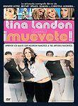 Tina Landon - Behind The Moves: Session 1 (DVD, 2003, Spanish Version) * NEW *