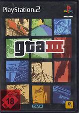 GTA III ( PlayStation2 )