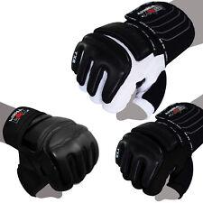 Handschuhe Trainingshandschuhe m. klettverschluss Ballhandschuhe MMA FreeFight