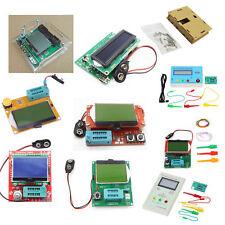 LCR-T4 LCR-T5 TS-M8N EZM328 GM328A M328 M328LCD MK-328 MK-168 Transistor Teste