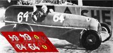 Calcas Alfa Romeo P3 Streamliner 1934  Nuvolari 1:32 1:43 24 18 Ferrari decals