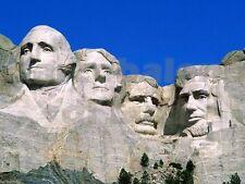 PORTACHIAVI IN PVC MONTE MOUNT RUSHMORE KEYRING PRESIDENTI USA SOUVENIR