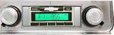 1964 Chevy Chevelle SS & Malibu AM FM Stereo Radio USA-230 200 watts Aux input _
