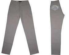 Lucky Star Custer Herren Stretch Jeans Hose Beige