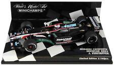 Minichamps Minardi showcar 2003-Jos Verstappen F1 escala 1/43