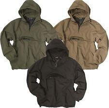 Mil-Tec Men's Combat Windbreaker Wind Breaker Jacket Between-Seasons Jacket BW