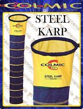 Nassa Colmic STEEL KARP Round mt.2,50-3,00-3,50-4,00
