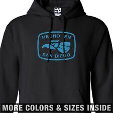 Hecho En San Diego HOODIE - Hooded Chula Vista Sweatshirt  - All Sizes & Colors