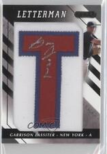 2008 Razor Letterman 20 GL-T Garrison Lassiter New York Yankees Auto Rookie Card