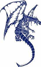 Dragon Serpent Mythical Creature Car Truck Window Laptop Vinyl Decal Sticker