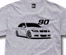 Tshirt for bmw e90 fans M3 316i 318i 320i 323i 325i t-shirt