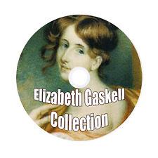 Elizabeth Gaskell Collection, 10 AudioBooks On 1 Disk