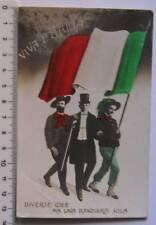 MILITARE - VIVA L'ITALIA- VIAGGIATA- R@R@ -C180