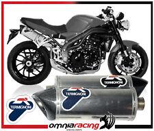 Marmitte Escape Termignoni Triumph Speed Triple 1050 08