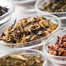 Rooibus Zen Blend  Peppermint Jasmine Cinnamon Loose Tea Herbal Infusions Blends
