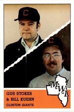 1983 Clinton Giants Fritsch (you pick)