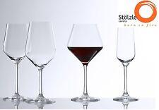 Stölzle Set Of 6 Red Wine Gles White Champagne Flutes Gl