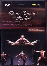 DVD DANCE THEATRE OF HARLEM Fall River Legend The Beloved Troy Game John Henry